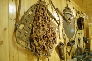Tobacco story at Butler Museum